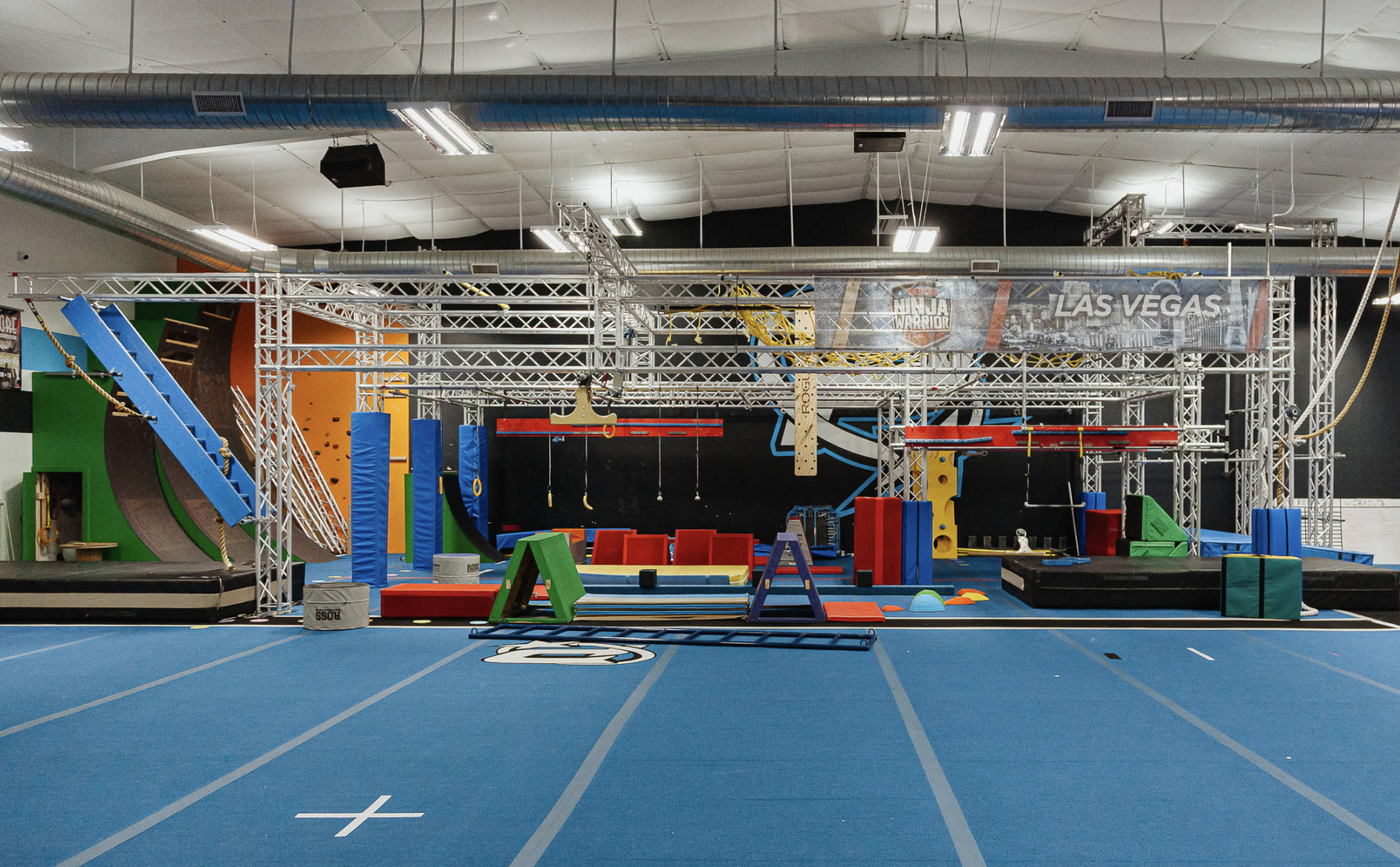 powersports ninja warrior facility